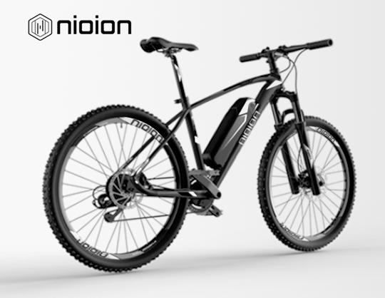 助力电动自行车