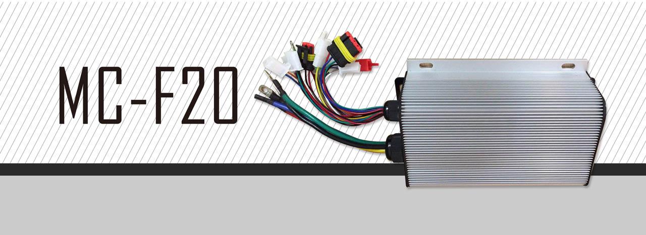 AC电机智能控制器
